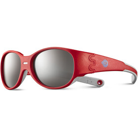 Julbo Domino Spectron 3+ Solbriller Børn, red/light gray glitter